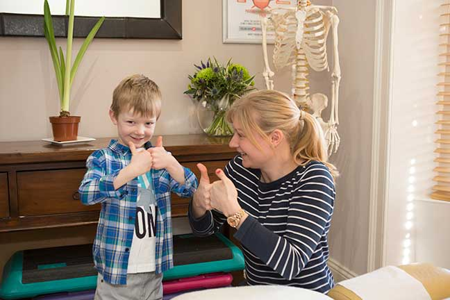 happy-chiropractic-customer